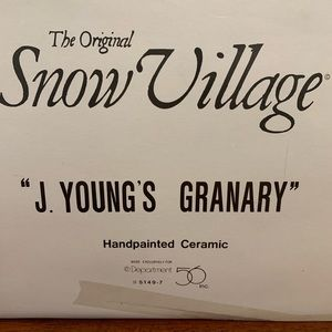 J Young's Granary